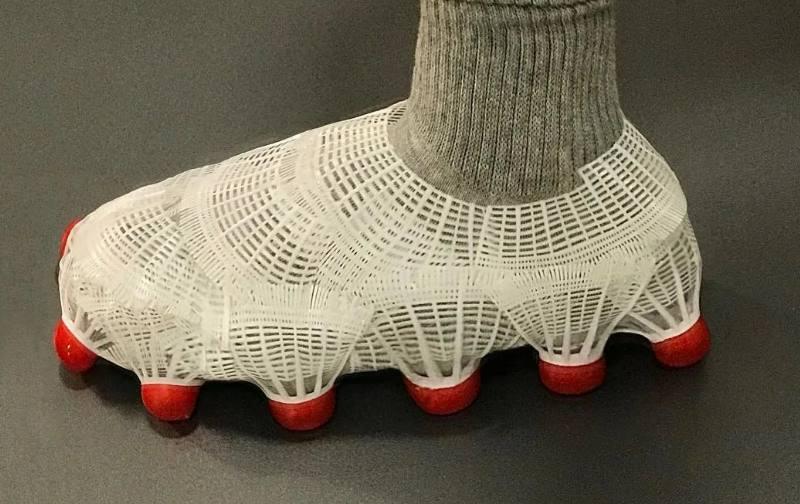 обувь из воланчиков