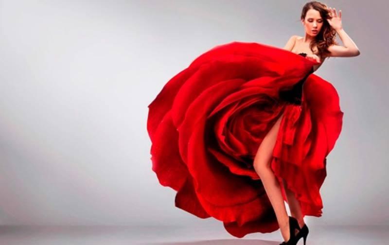 Кто-то красив как роза