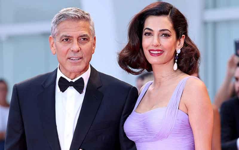 Много лет Джордж Клуни был секс-символом Голливуда