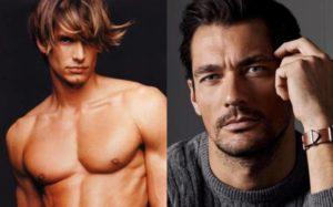 модели-мужчины